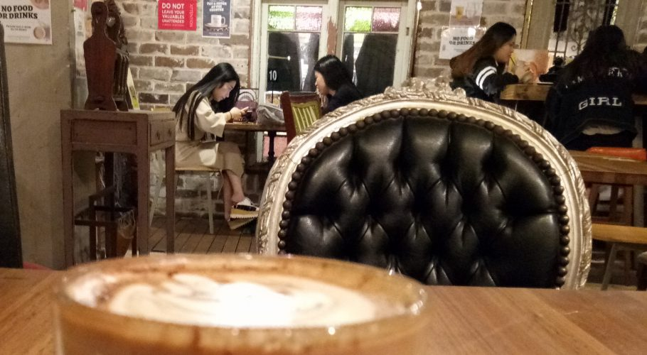 Kanzi Korean Coffee Shop Sydney