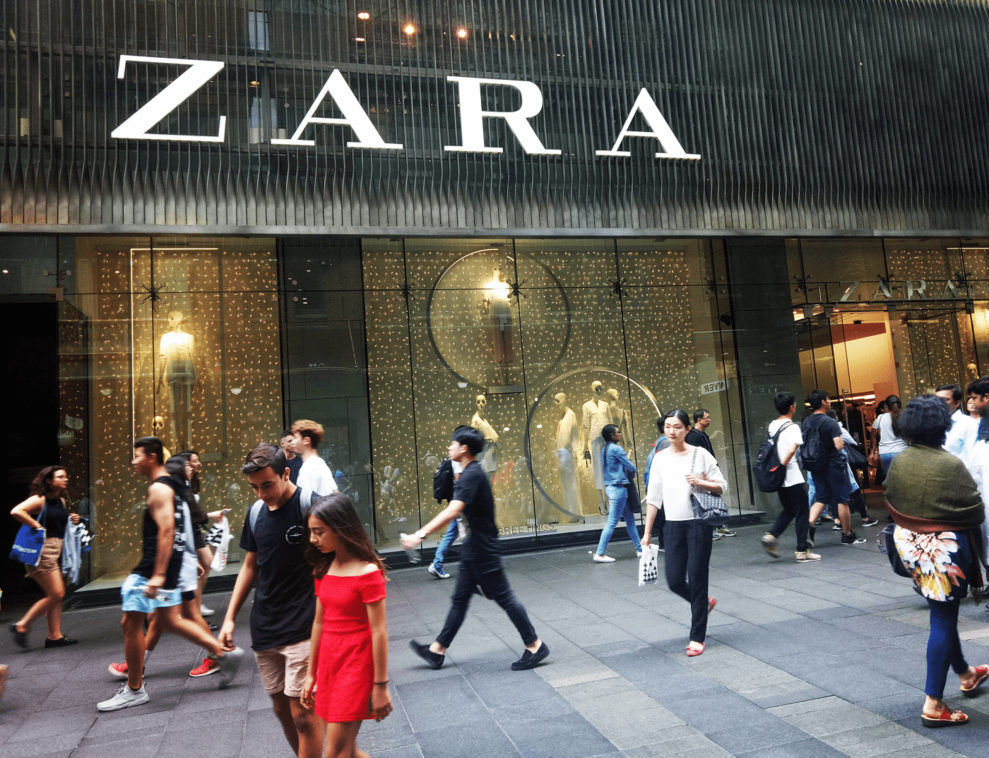 Sydney Business Zara