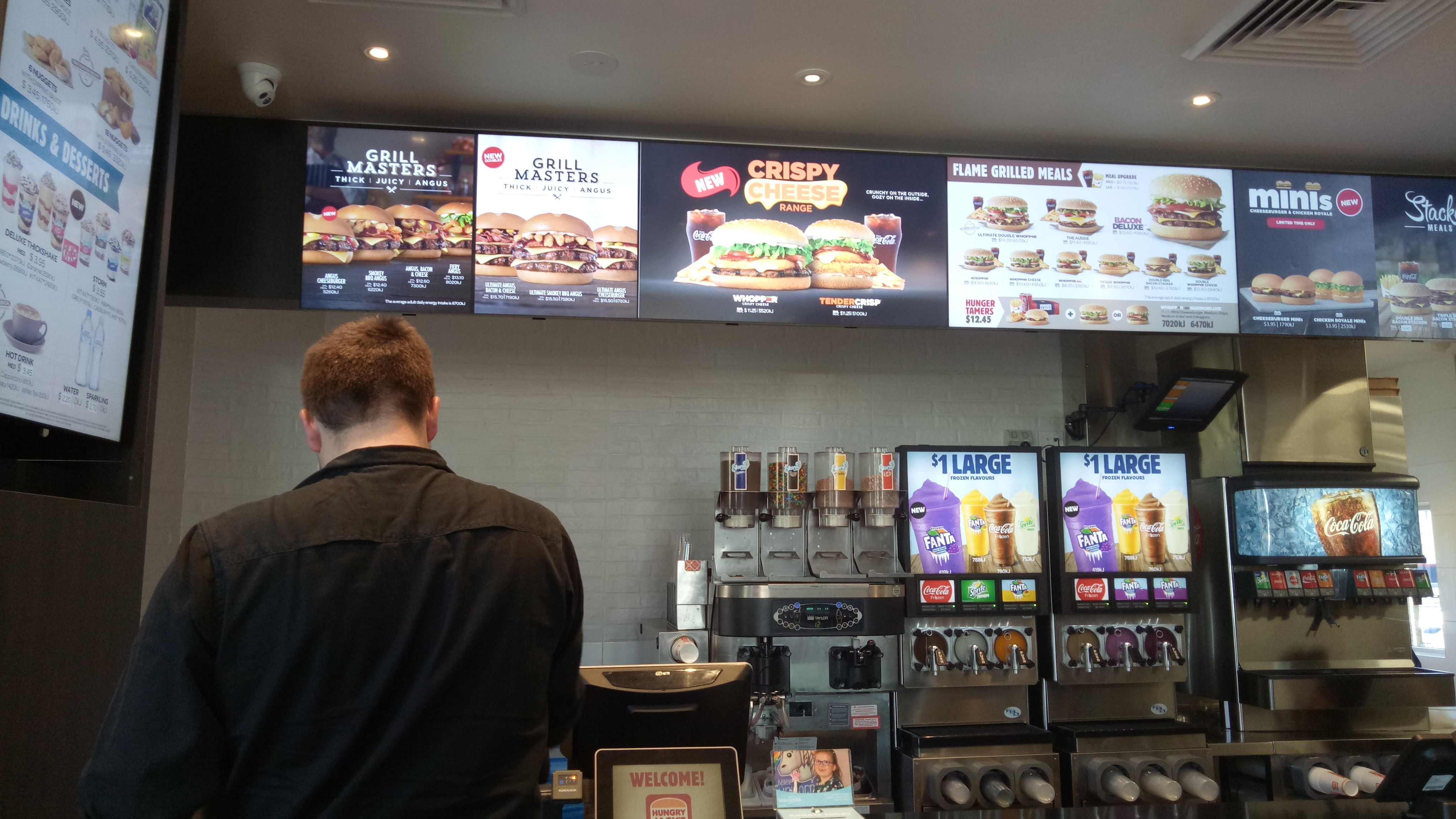 Hungry Jacks Ingleburn