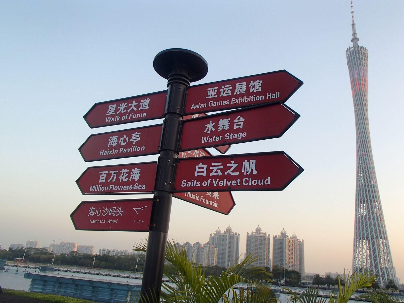 Cultural Differences: Asking For Directions In China