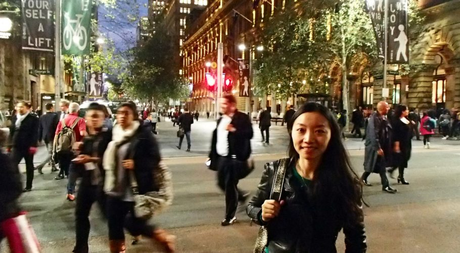 Chinese Female In Sydney